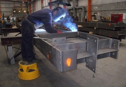 Structural Steel Fabrication and welding